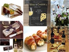 Holiday Wine and Cheese Party Ideas from hotref.com