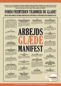 Arbejdsglæde manifest Alter, Mood Boards, Karma, Jokes, Wisdom, Good Things, Content, Motivation, Education
