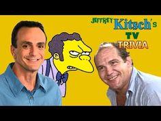 Kitsch's TV Trivia - Moe's original voice actor - YouTube