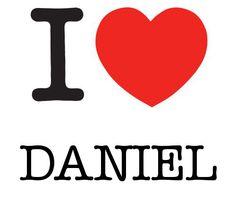 "Daniel, male name, means ""God is my judge,"" of Hebrew origin"