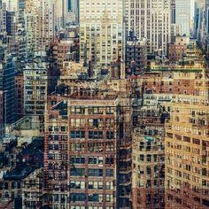 "Saatchi Art Artist Florian Mueller; Photography, ""Multivision Manhattan XV (limited edition #1 of 10 + 2 ap)"" #art"