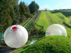 The Zorb Rotorua in Rotorua, Bay of Plenty, New Zealand | 19 Essential Destinations For Thrill Seekers
