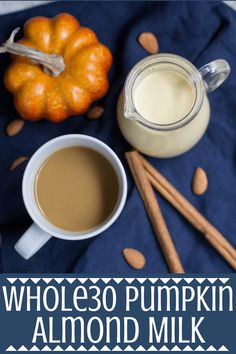 Want to join in on the fall fun while still eating healthy? Try this Paleo Pumpkin Spice Creamer Recipe. friendly and perfect for using in coffee! Coffee Recipes, Pumpkin Recipes, Fall Recipes, Real Food Recipes, Yummy Food, Healthy Recipes, Delicious Recipes, Pumpkin Milk Recipe, Drink Recipes