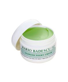 Win a Mario Badescu Night Cream on WithOurBest. Winner will work one-on-one with a Mario consultant to choose the best Night Cream for their skin. Contest ends Anti Aging Skin Care, Natural Skin Care, Natural Face, Best Night Cream, Cellulite Scrub, Thing 1, Skin Cream, 1 Oz, Beauty Care