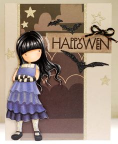 A thousand sheets of paper: Happy Halloween...