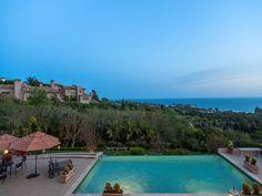 Malibu's Tuscan Treasure, Malibu CA Single Family Home - Los Angeles Real Estate