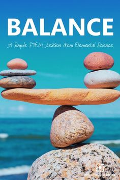 Did you know that forces play a part in balance? Come learn about balance and make a balance tower in this simple STEM lesson. Steam Activities, Science Activities, Science Experiments, Stem Projects, Science Projects, Teaching Science, Student Learning, Make Your Own Sign, Science Programs