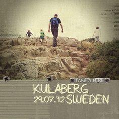 A walk at Kulaberg by Naadi