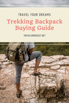 Trekking Backpack Buying Guide  #travel #travelguides #traveler #travellers #backpacks #bestbackpacks #bestguides #trekking #naturelover #camping Backpacker, Travel Backpack, Hiking Trails, Trekking, Travel Inspiration, Traveling By Yourself, Dreaming Of You, Travel Destinations, How To Remove