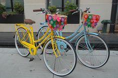 Bobbin Bicycles & Adeline Adeline x Topshop New York