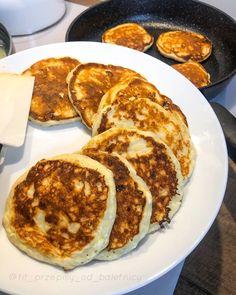 """Polubienia: 4,513, komentarze: 58 – Svetlana👩born in🇷🇺live in🇵🇱 (@fit_przepisy_od_baletnicy) na Instagramie: """"Placuszki z serka wiejskiego, dawno nie było a przecież to najczęściej przez Was robione placki, po…"""" French Toast, Live, Breakfast, Food, Diet, Morning Coffee, Essen, Meals, Yemek"""