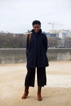 On the Street…That Smile, Paris « The Sartorialist