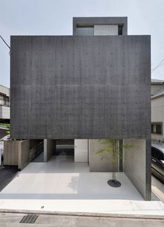 Architecture,Astounding Modern Japanese House Designs Architecture Ideas With Cube Shape And Minimalist Patio Featuring Black Stone Material Wall Combine With White Granite Flooring,Fascinating Modern Japanese Home Design Architecture Ideas Houses Architecture, Modern Japanese Architecture, Minimal Architecture, Residential Architecture, Amazing Architecture, Interior Architecture, Japanese Minimalism, Japanese Modern, Concrete Architecture