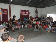Colectivo Juana Azurduy - Día de los Niños y Niñas 2014