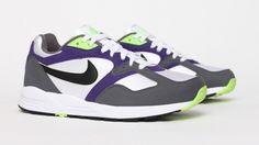Nike Air Base II - Grey / Purple