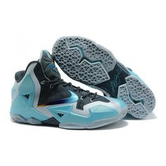 promo code f0418 8f76d Nikes Lebron 11 Grey Blue Black, cheap Lebron 11 Mens, If you want to look Nikes  Lebron 11 Grey Blue Black, you can view the Lebron 11 Mens categories, ...