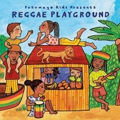 Putumayo Kids Presents: Reggae Playground (Re-release)