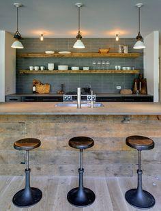 Bildergebnis für kücheninsel steinplatte rustikal modern