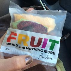 Dried fruit packaging. Fine Fettle. Curated by @copiousbags