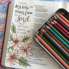 #biblejournaling Instagram photos | Websta // barrywendy