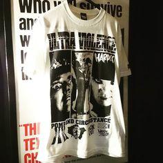 コアチョコTシャツ届いた Tシャツ位は白で  #ハードコアチョコレート #hardcorechocolate #コアチョコ #HDCC #Tシャツ #tshirt #時計じかけのオレンジ #ACLOCKWORKORANGE #ULTRAVIOLENCE #カルトクラッシックス #ホラー #サスペンス #movie #映画 #ムービー #映画Tシャツ  #爽やかな白 #プリントは爽やかではない #映画のポスターの前に #映画のTシャツ #でも実は #映画はあんまり観ない #エセ野郎です  #朝からバタバタ #納期に焦りまくる #AM9時15分 #急げ急げ #月曜日 #今週も皆さん頑張りましょう by tf.mania