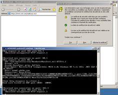 Guru de la  informática: Emular red en Windows para análisis dinámico de ma...