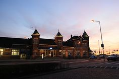 Monumentera - Locatie - Station Kampen