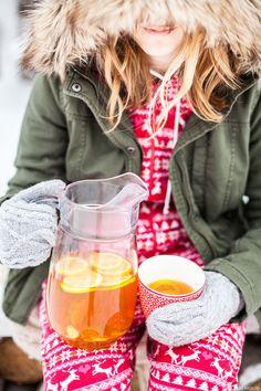 Winter Tea.
