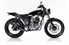 Street Tracker 225 | Deus Ex Machina | Custom Motorcycles, Surfboards, Clothing and Accessories