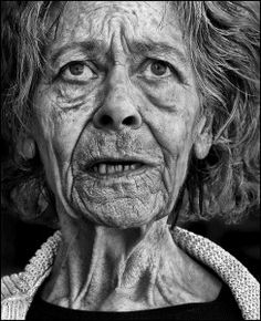 """Mark Edwards' powerful photo of his mother, entitled... """"In The Wake Of Alzheimers"""""""