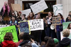 The myth of the college 'rape culture'.