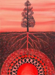 Practical applications of the yoga chakra system. Rooting down: muladhara by Serena Brommel