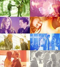 """""""I'll be with him, like I should be. Me and Rory, together."""""""