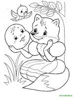 сказка колобок --Russian fairy tale The Gingerbread Man Activities For Kids, Crafts For Kids, Art Pages, Colouring Pages, Coloring Pages For Kids, Nursery Rhymes, Fairy Tales, Snoopy, Kids Rugs
