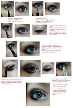 VK makeup tutorial