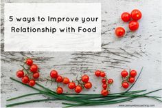 Click through to read this article and start improving your relationship with food right now! 5 Ways to Improve your Relationship with Food http://jennyedencoaching.com/5-ways-improve-relationship-food