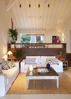 Fotos de Salas de estar Campestre: Casa Angra I