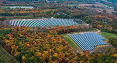 A Soltage solar project in Massachusetts.