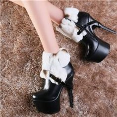 Inspiring image boot, fashion shoe, high heel, women by smiledai - Resolution - Find the image to your taste Tap Shoes, Dance Shoes, Shoes Heels, Platform High Heels, High Heel Boots, Female Knight, Fashion Boots, Fashion Black, Favim