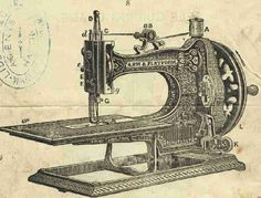 Since 1850, singer machine...I love you my 1947 Singer featherweight...