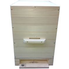 Shipped to you directly from major Slovenian hive manufacturer.  Price includes shipping to the contiguous US and Canada. Hive will be shipped to Billing Address.  Please contact us for shipping to other areas.  Although hives can arrive as quickly as 4-7 days, many factors play into the shipment from Slovenia,  so please allow up to 3 weeks for delivery.   Tracking information will be provided.