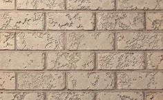 Brampton Brick's Tumbled Series clay bricks offer a unique appearance that mirrors the look of tumbled brick at a fraction of the cost Sterling Grey, Tile Floor, Clay, Clays, Tile Flooring, Modeling Dough