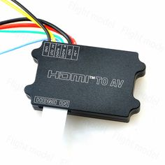 1pc Universal FPV HDMI to AV transition card Compatible for GH3 4 5D NEX A7 #Affiliate