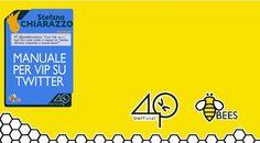 40k Italia ha lanciato la catena 40k Bees, dedicata al mondo dei social media. Tanti i blogger e professionisti della comunicazione che hanno contribuito con i loro e-book su temi che vanno da Twitter a Pinterest, dal crowdfunding ai big data. Ci sono anche io con il mio Manuale per Vip su Twitter!