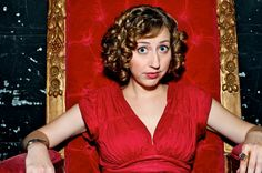 Kristen Schaal is an actress, comedian and writer from Colorado. Description from funnyordie.com. I searched for this on bing.com/images