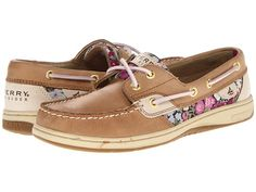 Sperry Top-Sider Bluefish 2-Eye Linen/Pink Liberty Floral - Zappos.com Free Shipping BOTH Ways