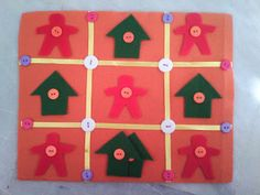 OTINANAI: Μοναδική χειροποίητη τρίλιζα Advent Calendar, Christmas Tree, Holiday Decor, Blog, Home Decor, Teal Christmas Tree, Decoration Home, Room Decor, Advent Calenders