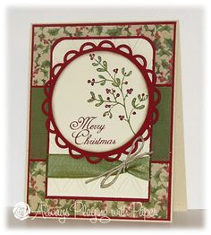 Merry monday 14 sample by Lesley Croghan