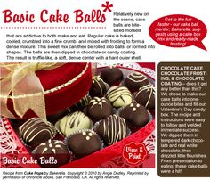 Like this presentation ... also the site tells you how to temper chocolate