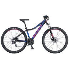 947bf96ab40 2016 Scott Contessa 730 Womens Mountain Bike Blue Pink Bike Mania, Hardtail  Mtb, Mountain